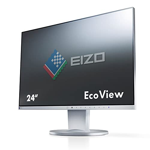 Eizo EV2450 GY Ecran PC IPS 23 8 1920 x 1080 5 ms D Sub Mini DVI D DisplayPort HDMI