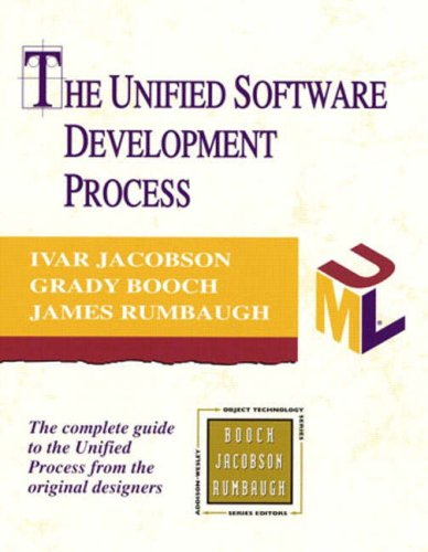 The Unified Software Development Process by Addison-Wesley Professional