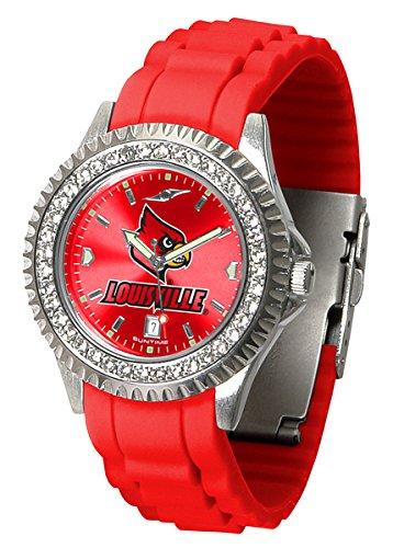 Linkswalker Ladies Louisville Cardinals Sparkle -
