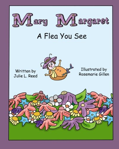 Download Mary Margaret A Flea You See pdf epub