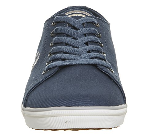 Blue Fred Twill Midnight Sneaker Perry Kingston qRHXRvU