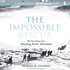 The Impossible Rescue Audiobook