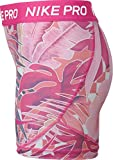 Nike Pro Girl's Tight Fit Allover Print Shorts