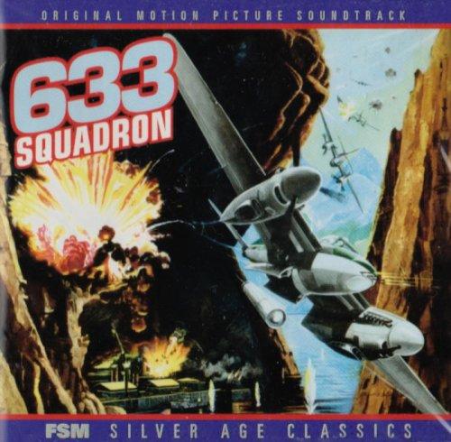 633 Squadron / Submarine X-1 : Ron Goodwin: Amazon.es ...