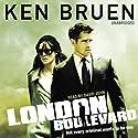 London Boulevard Audiobook by Ken Bruen Narrated by David John
