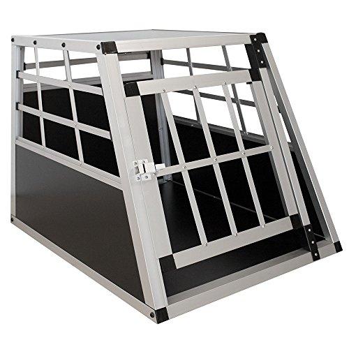 Sam´s Pet Aluminium Hundetransportbox in 4 Größen