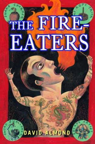 book cover of The Fire-Eaters