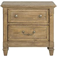 Crestview 2-Drawer Nightstand