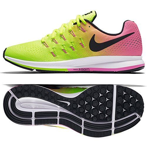 best loved f2e92 e2c77 Nike Men s Air Zoom Pegasus 33, Multi-color Multi-color - 10 - Import It ...