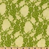 Ben Textiles Giselle Stretch Floral Lace