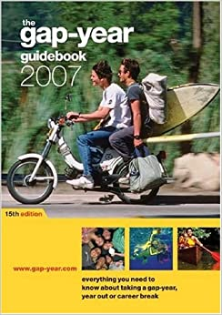 Book the gap-year guidebook 2007