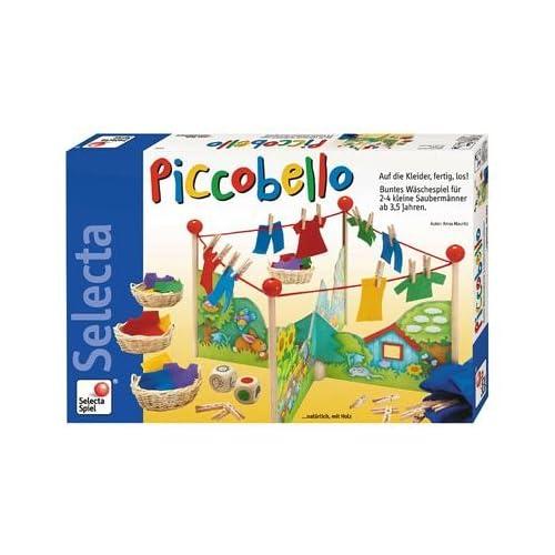 Selecta 3584 - Jeu de Plateau - Piccobello