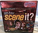 Scene It? Deluxe Harry Potter Edition