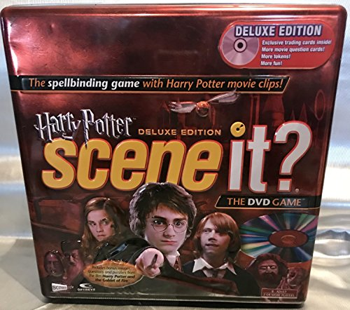 Scene It? Deluxe Harry Potter ()