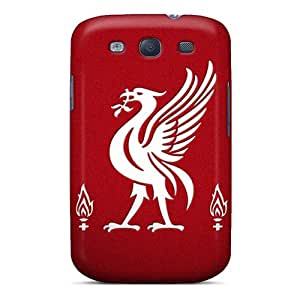 DannyLCHEUNG Samsung Galaxy S3 Scratch Protection Phone Cases Allow Personal Design Realistic Liverpool Fc Iphone4 Pattern [Zzw3191tdNb]