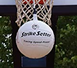StrikeSetter - College Division 1 - Home Volleyball Spike Training System