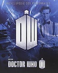 Doctor who : l'encyclopédie des personnages par  Huginn & Muninn