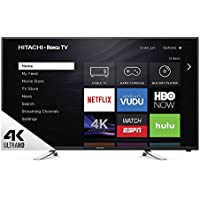 Hitachi 60' Class 4K UHD TV with Roku - 60R70