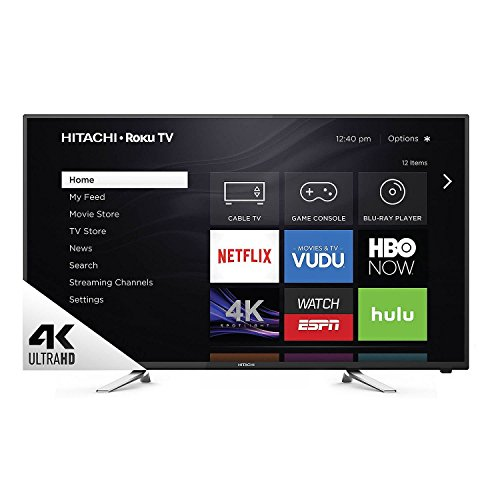 "Hitachi 60"" Class 4K UHD TV with Roku - 60R70"