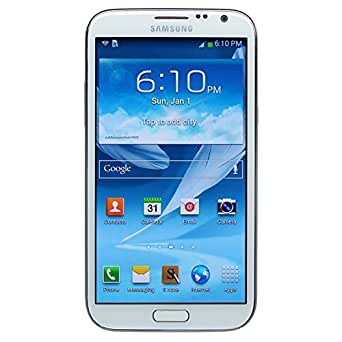 Samsung Galaxy Note II, White 16GB (Sprint)