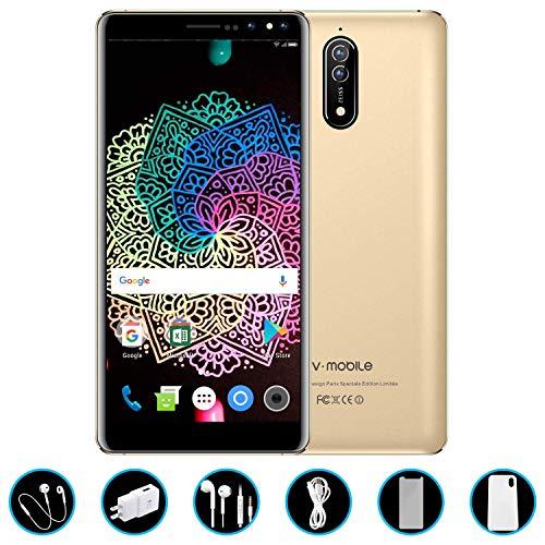 Unlocked Smartphone,V Mobile N8-N 5.5