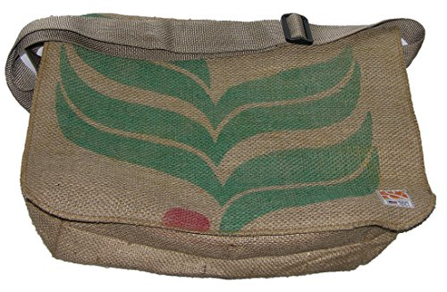 eco-friendly-upcycled-coffee-bean-burlap-crossbody-messenger-bag-with-adjustable-webbed-handles-by-s
