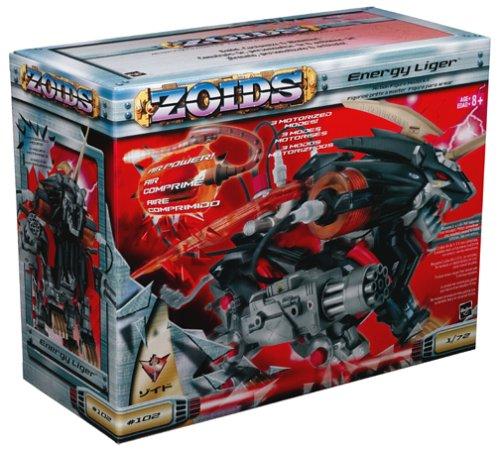 ZOIDS Energy liger #102 B0001M2BQI