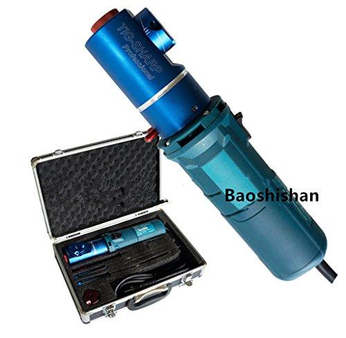 ST-30 Tungsten Electrode Sharpener Hand-held Tungsten Needle Grinding Machine Portable by Baoshishan