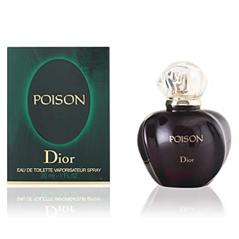 CHRISTIAN DIOR - Eau de Toilette Poison para Mujer, 100 ml: Amazon.es