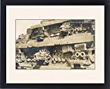 Framed Print of Mexico - Teotihuacan - Temple of Quetzacoatal