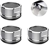 JUNMAO 3 PCS Faucet Aerator Parts Bathroom Sink