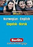 Berlitz Norwegian-English, English-Norwegian Pocket Dictionary (Berlitz Bilingual Dictionaries)