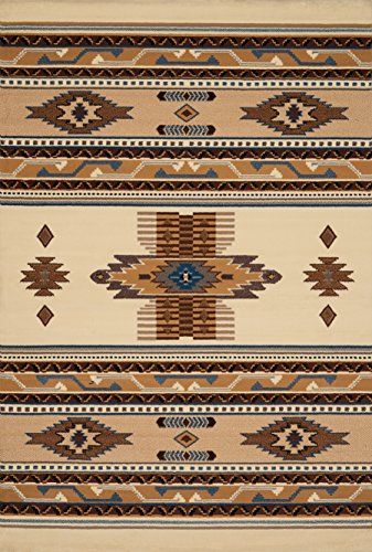 - United Weavers of America 940 36014 Manhattan Collection Indoor Rug, 5'3