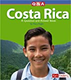 Front cover for the book Costa Rica: A Question and Answer Book (Fact Finders) by Englar