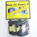 keep on kovers Z   スピードプレイ専用 耐久性UP 穴開きクリートカバー