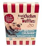 Puppy Breath Crusher By Fidobiotics - Best Dog Breath Freshener - Natural Dog Breath Treat - Helps With Bad Dog Breath