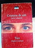img - for Criaturas del aire. Tres.-- ( Teatro vivo ; 21 ) book / textbook / text book