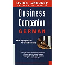 Business Companion: German Handbook