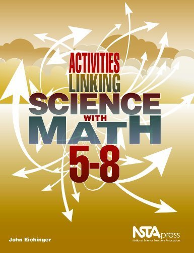 By John Eichinger - Activities Linking Science With Math, 5-8 (PB236X2) (2009-05-30) [Paperback]