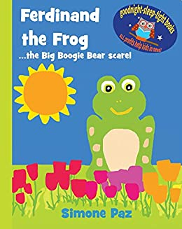 Amazon.com: Ferdinand the Frog: the Big Boogie Bear scare