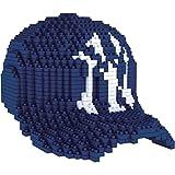 New York Yankees 3D Construction Toy, Mini BRXLZ Helmet Building Blocks
