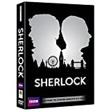 sherlock - season 01-03 (standard edition) (6 dvd) box set dvd Italian Import