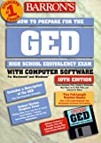 img - for Barron's How to Prepare for the Ged: High School Equivalency Exam (Barron's How to Prepare for the GED (W/CD)) book / textbook / text book