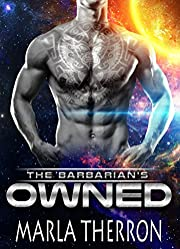 The Barbarian's Owned (Celestial Mates Book 1)