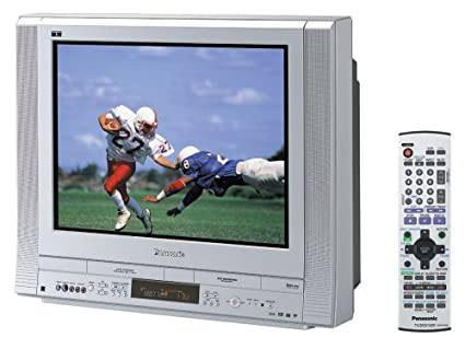 amazon com panasonic pv dr2714 triple play plus 27 inch tv dvd rh amazon com Panasonic Remote Programming Manual Panasonic Blu-ray Disc Player Manual