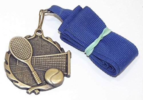 Special Olympics Bronze Finish Tennis Medallion (Tennis Medallion)