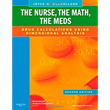 The Nurse, The Math, The Meds: Drug Calculations Using Dimensional Analysis