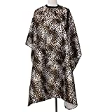 Best Ayliss Barber Capes - Ayliss® Pro Hair Cutting Hairdressing Gown Fashion Leopard Review