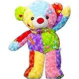 Vobell 19inch Stuffed Teddy Bear Toy Queen Bear For Girls