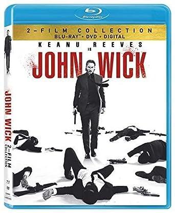 John Wick 1 & 2 4 Blu-ray Edizione: Stati Uniti Italia Blu-ray: Amazon.es: Cine y Series TV